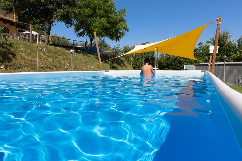 Resort Naturista La Sorgente - Abruzzo - Fenait